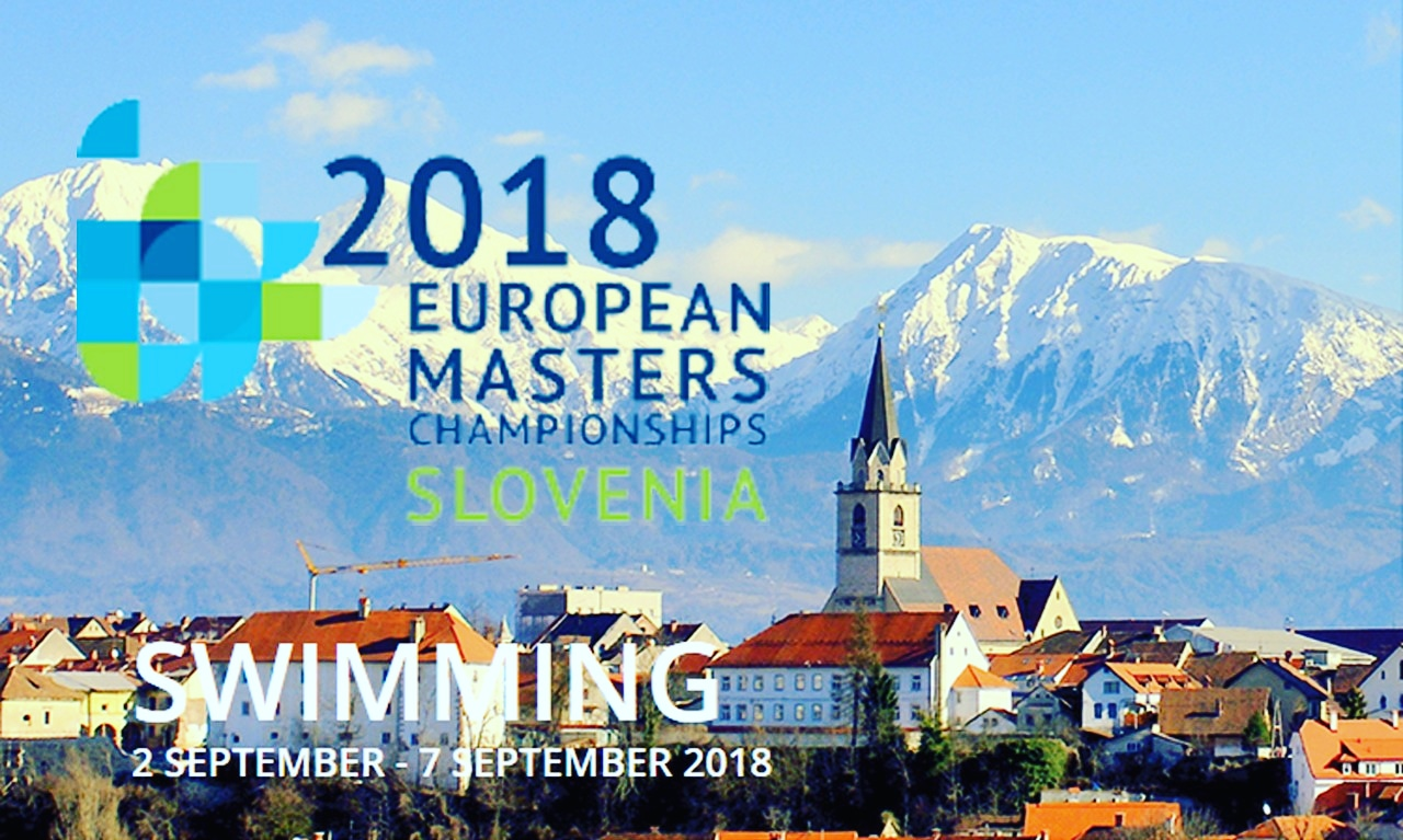 LEN EUROPEAN MASTERS CHAMPIONATSHIPS DenSI swimming club #EMCSlovenia2018